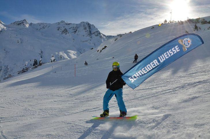 Schneider Weisse-Schneetreiben